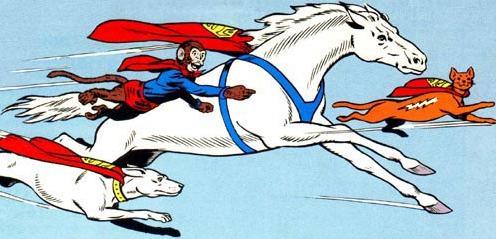 superman's super-pets